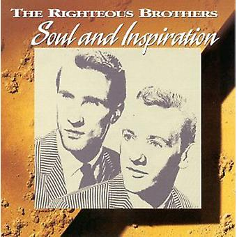 Righteous Brothers - Soul & Inspiration [CD] USA import