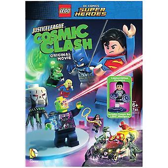 LEGO Dc Comics Superhelden: Justiz (W/Figur) [DVD] USA importieren