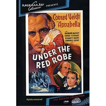 Under rød kappe (1937) [DVD] USA importere