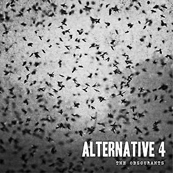 Alternativ 4 - Obscurants [CD] USA import