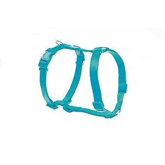 Freedog Nylon Basic Turquoise Harness (Dogs , Collars, Leads and Harnesses , Harnesses)