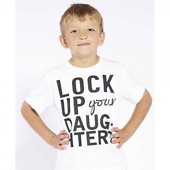 Spoilt Rotten Lock Up Your Daughters Children's T-Shirt