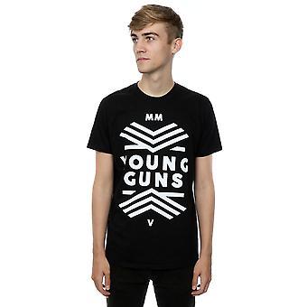 Young Guns Men's Burning Your Eyes T-Shirt