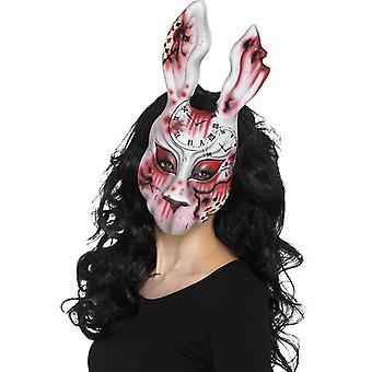 Maska złego królika