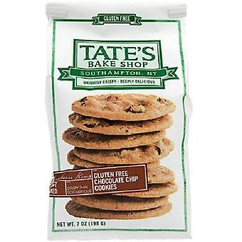 Tate's Bake Shop Gluten vrije chocolade Chip Cookies 2 Bag Pack