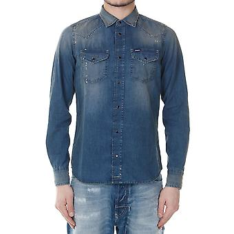 Diesel New-Sonora 663M 01 Casual Shirt