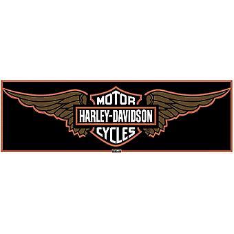 Harley Davidson - alas Poster Poster Print
