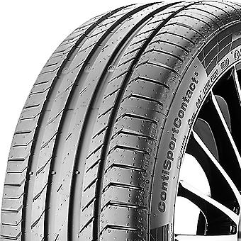 Summer tyres Continental ContiSportContact 5 ( 255/40 R20 101V XL Conti Seal, SUV )