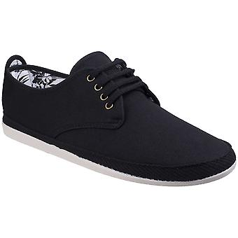 Seidig Mens Yago Schnürung Slip-On Casual Sommer Schuhe Pumps Schuhe