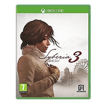 Syberia 3 (Xbox One) - New