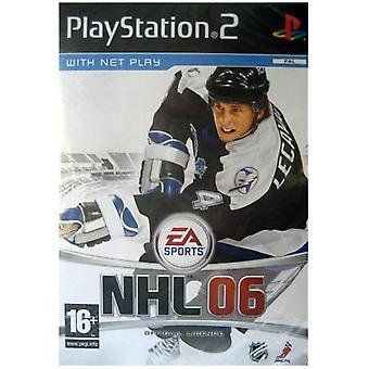 NHL 06 (PS2) - Nieuwe fabriek verzegeld