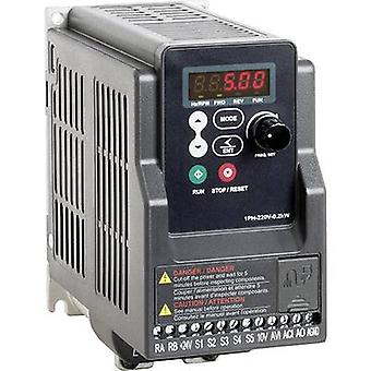 Peter Electronic Frequency inverter 0.2 kW 1-phase 230 V