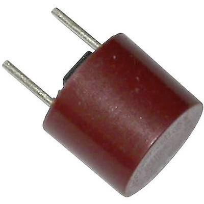 ESKA 887112 Pico fuse Radial lead circular 315 mA 250 V Time delay -T- 1 pc(s)