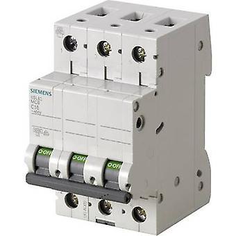 Siemens 5SL6332-6 disjoncteur 3 pôles 32 A 400 V