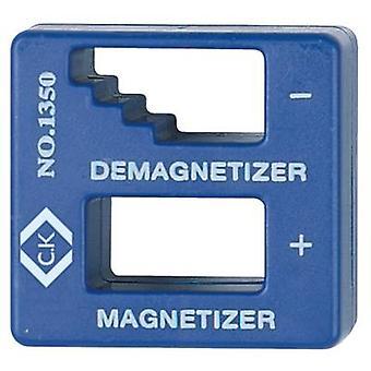 Magnetiser, démagnétiseur C.K. T1350 (L x L) 52 x 50 mm