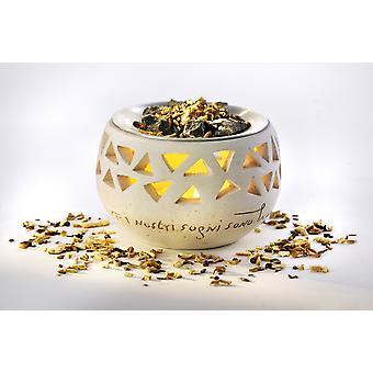 Vital stove Sauna stones fragrance blend fragrance fragrance lamp candle warmer
