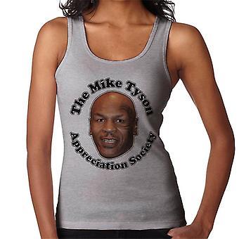 Mike Tyson arvostusta yhteiskunnassa naisten liivi