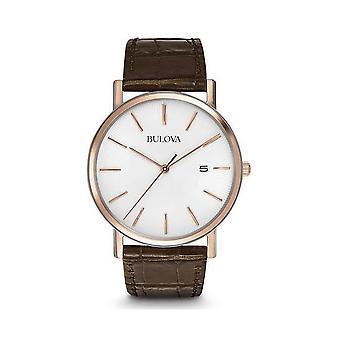 Bulova montre classique h 98 51