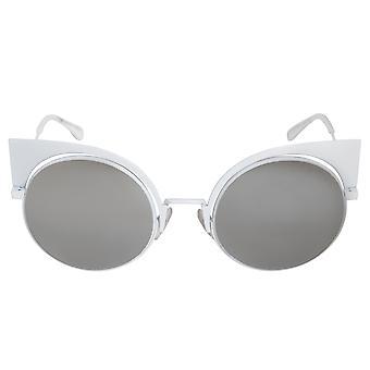 Fendi Eyeshine Cat Eye zonnebril FF0177S DMV SS 53