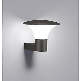 Trio belysning Kongo Modern antracit Diecast Aluminium vägglampa