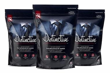 Distinctive Washing Powder (Pack of 3) - Masculine Fragrance