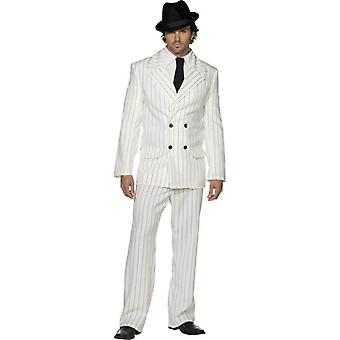 Koorts Gangster kostuum, borst 38