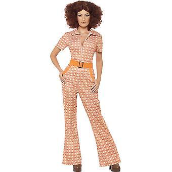 Authentic 70's Chic Costume, UK 16-18