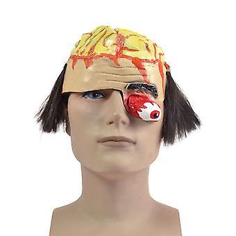 Brain Headpeice W/Gory Eye