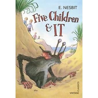 Five Children and it by E. Nesbit - 9780099572985 Book