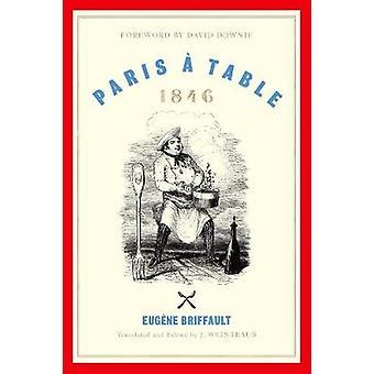 Paryż tabela - 1846 przez Eugene Briffault - 9780190842031 książki