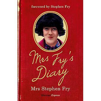 Jäsen Fry-päiväkirja, jonka Stephen Fry - 9781444720785 kirja