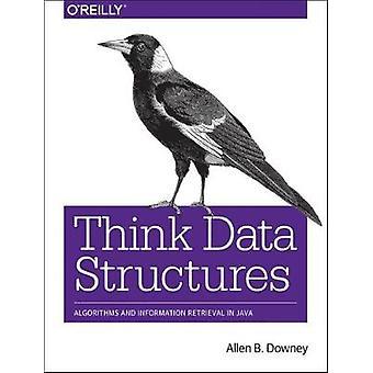 Mielestäni tietorakenteiden Allen B. Downey - 9781491972397 kirja