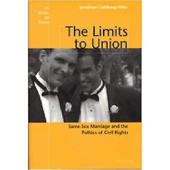 Los límites a la Unión: el matrimonio homosexual y la política de derechos civiles