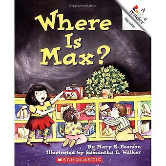 Vart är Max?
