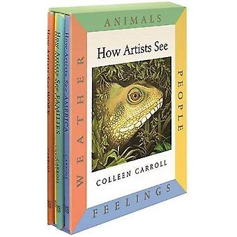 How Artists See: Animals, People , Feelings , Weather Set A (How Artists See):  Animals  ,  People  ,  Feelings  ,  Weather  Set A