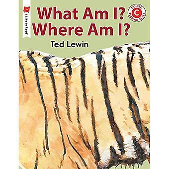 Wat ben ik? Waar ben ik? (Ik hou om boeken te lezen)