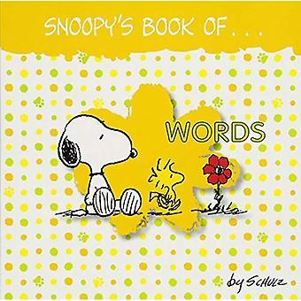 Libro delle parole di Snoopy