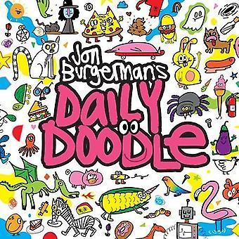 Jon Burgerman's Daily Doodle