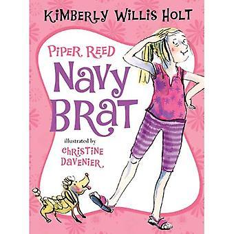 Piper Reed, Marine Brat