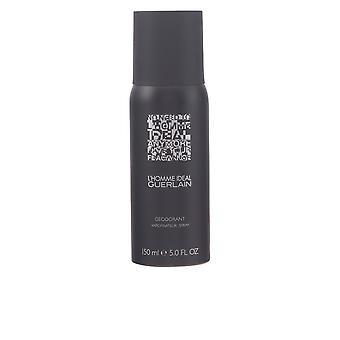 L'homme Guerlain ideale Deo Spray 150 Ml per gli uomini