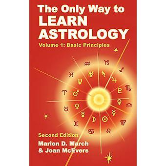 唯一の方法は、3月とマリオン D によって占星術のボリューム1第2版を学びます。