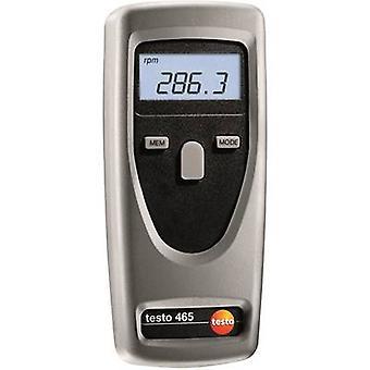 testo 0563 0465 Tachometer Optical 1 - 99999 rpm
