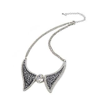 Intrigue Womens/Ladies Small Collar Necklace