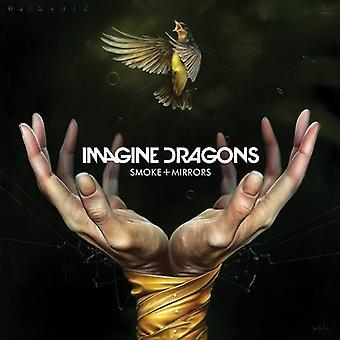 Imaginez des Dragons - fumée + miroirs (LP) [Vinyl] USA d'importation