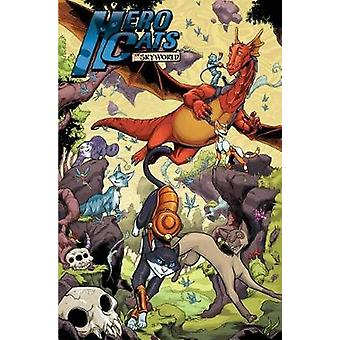 Hero Cats of Skyworld a New Realm - Volume 6 by Kyle Puttkammer - 9781