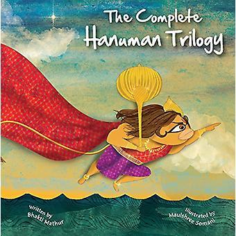 The Amma Tell Me Hanuman Trilogy - Three Book Set by Bhakti Mathur - 9