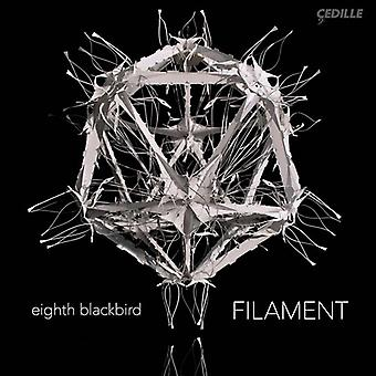 Dessner / Eighth Blackbird / Dessner / Muhly - Filament [CD] USA import