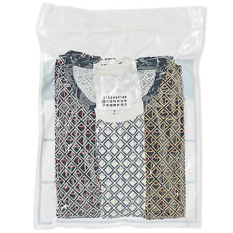 Maison Margiela 10 Basic T-Shirt 3 Pack Checkered