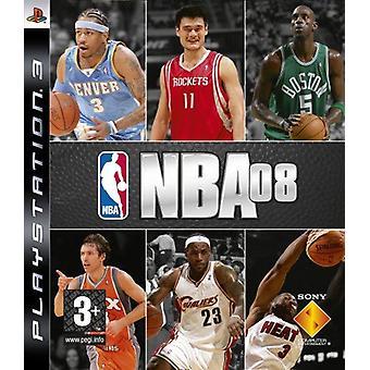NBA 08 PS3 Game