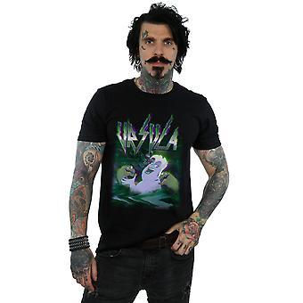 Disney miesten Ursula Glitch T-paita